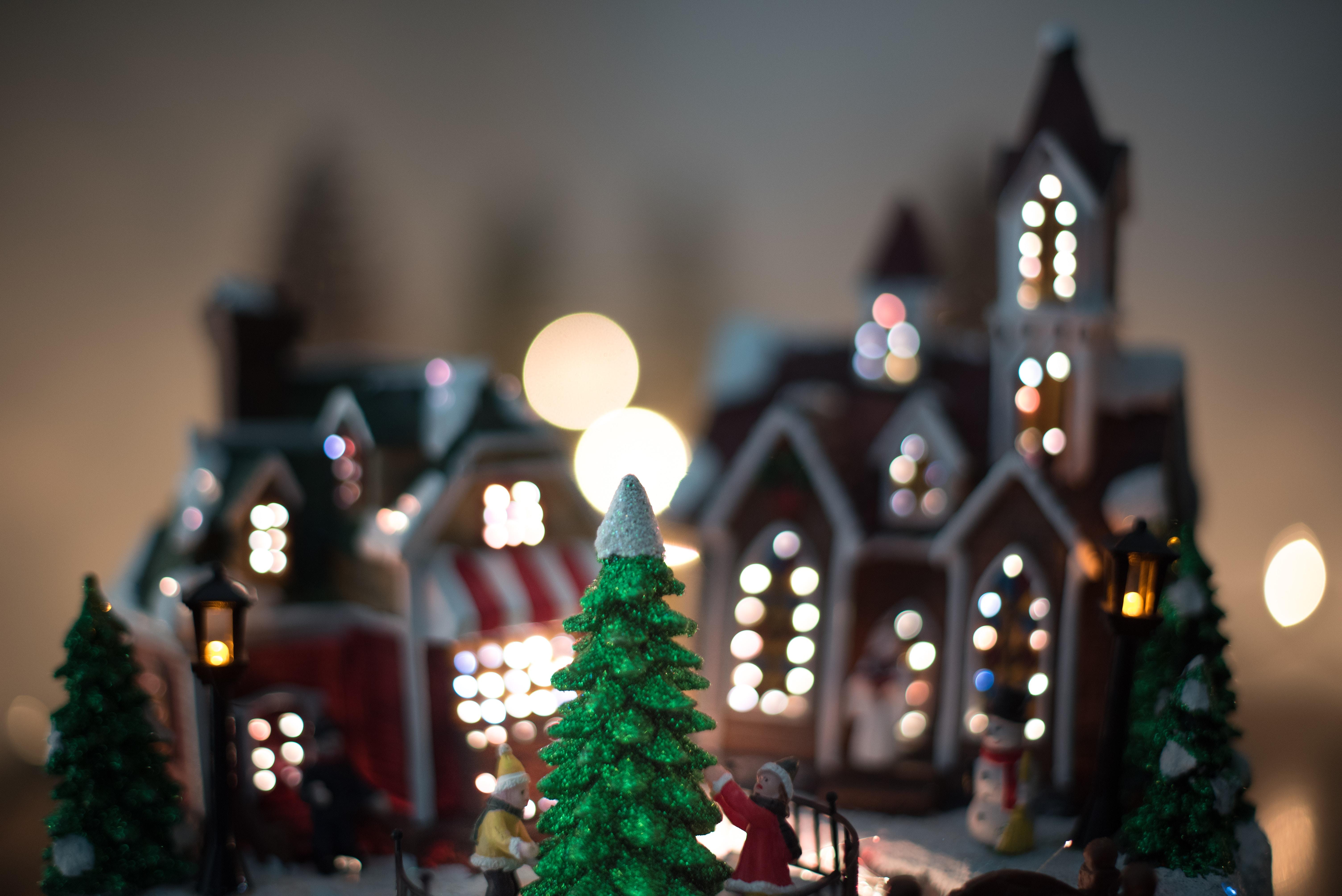 Julfest i Warenbergskyrkan